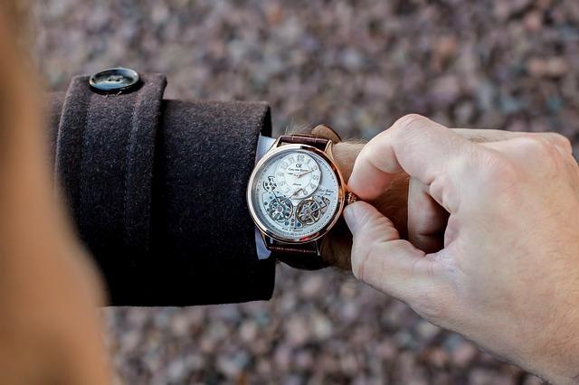 watch, time, mens fashion