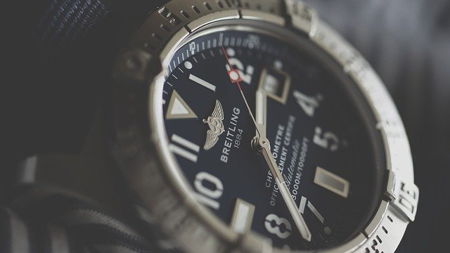 watch, masculine, time