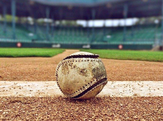 baseball, summer, game