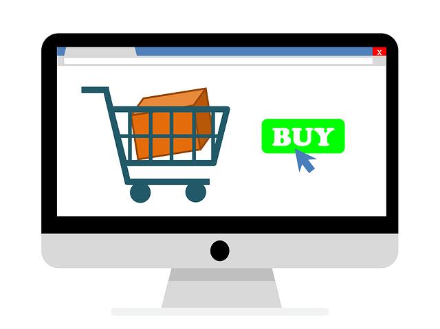 online shopping, cart, buy