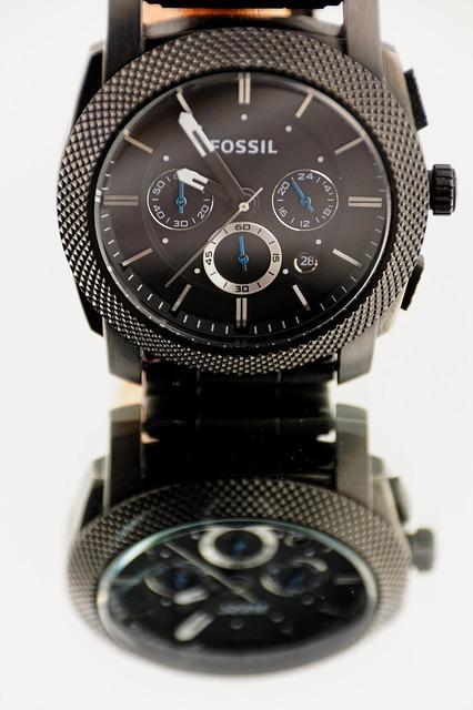 clock, wrist watch, mens