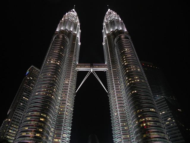 malaysia, skyscrapers, kuala
