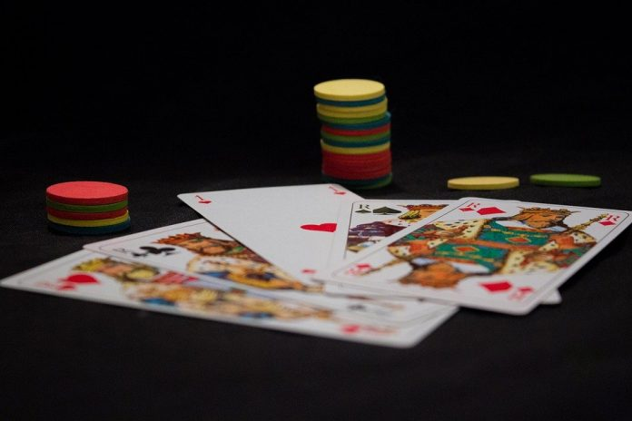 Playing Cards, Cards, King, Poker, Chance, Tokens