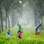 Active children are healthy children – encourage your kids to exercise more
