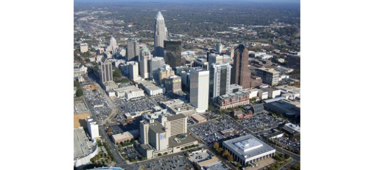 is it better to rent or buy a house in North Carolina, the city of Charlotte